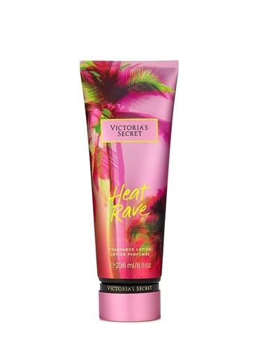 Victoria's Secret Body Lotıon Heat Rave 236Ml   Renksiz